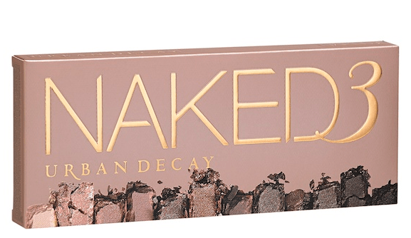 NEW Naked Palette 3 - Urban Decay Naked3
