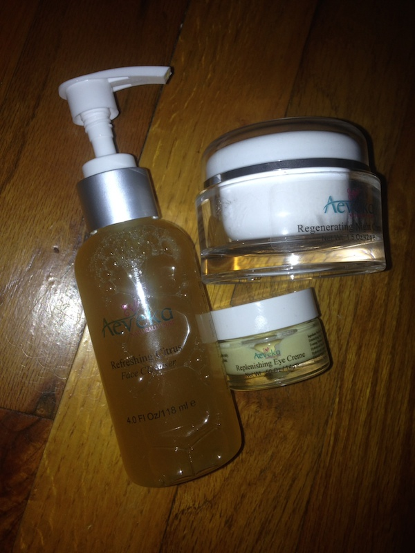 Aeveka Naturally Pure Skincare