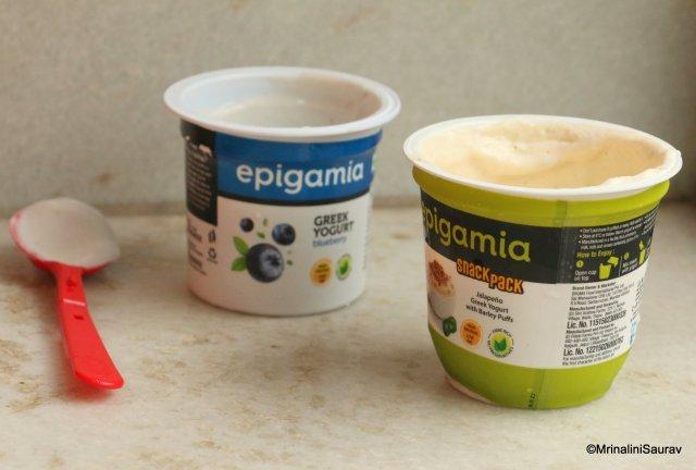 Epigamia Greek Yogurt Review