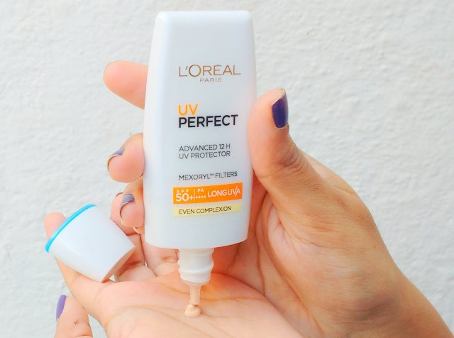 Loreal Paris UV Perfect Even Complexion SPF 50+ | Review