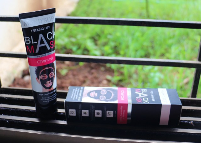 MondSub Peel Off Charcoal Black Mask | Review