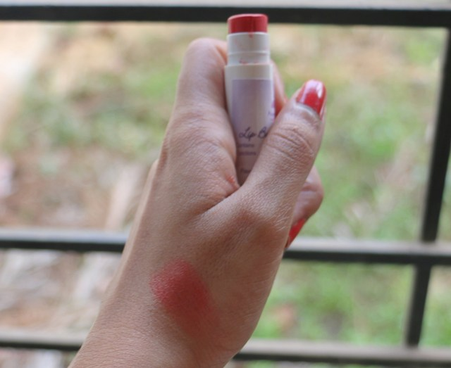 Aroma Essentials Lip Balm with SPF | Review