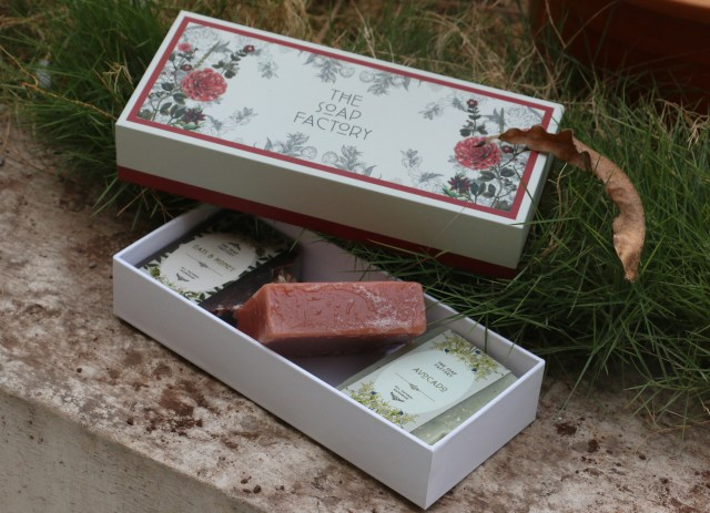 The Soap Factory Handmade Soaps | Review
