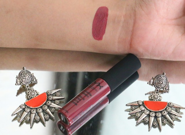 NYX Professional Makeup Soft Matte Lip Cream - Budapest | Review and Swatches