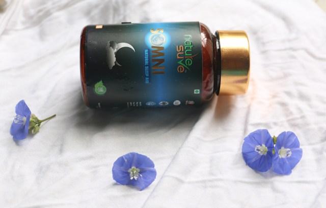 nature sure somni natural sleep aid review