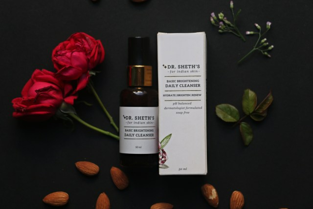 Dr. Sheth's Basic Brightening Daily Cleanser | Review