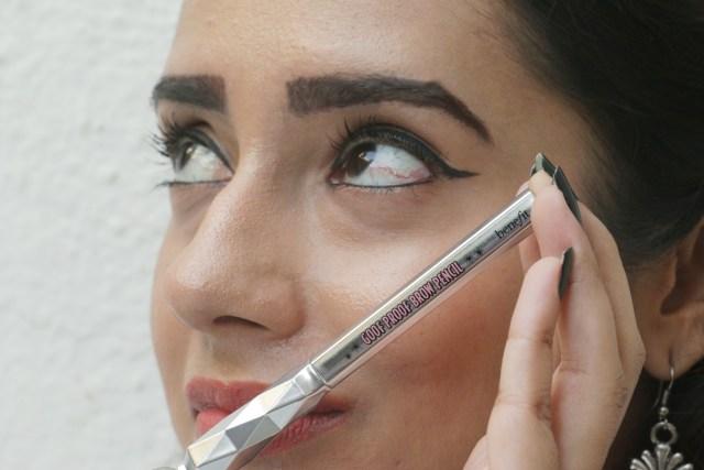 Benefit Cosmetics Goof Proof Eyebrow Pencil Mini | Review