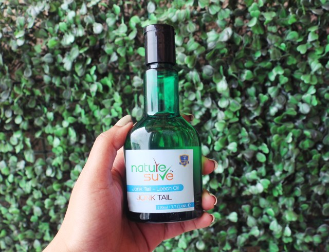 Nature Sure Jonk Tail | Leech Oil | Review