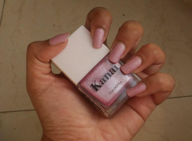 Kanai Organics Nail Paint - Kiss Me