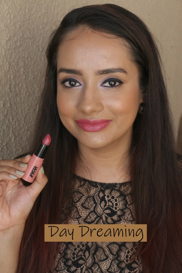 Nykaa So Creme Lipsticks | Swatch Day Dreaming