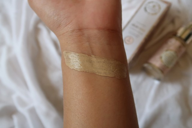 Just Herbs Skin Tint - swatch
