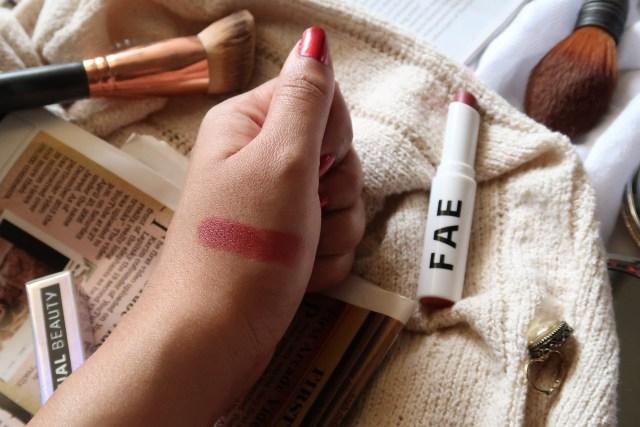 Fae Beauty Buildable Matte Lipsticks