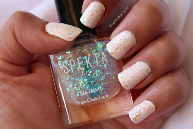 Spekta Cosmetics Nail Enamels - Andromeda