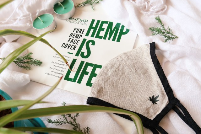 Hemp Foundation Reusable Face Masks