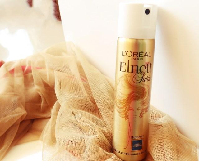 Loreal Elnett Hair Spray | Review