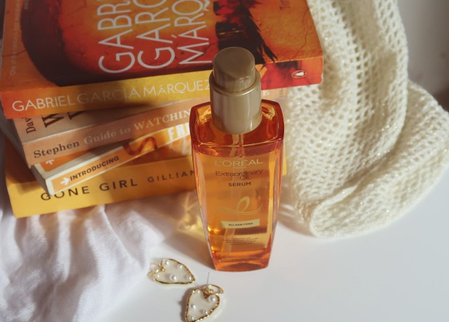 Loreal Extraordinary Oil Serum | Review