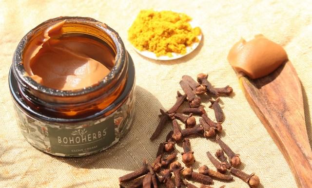 BohoHerbs Clove Cream
