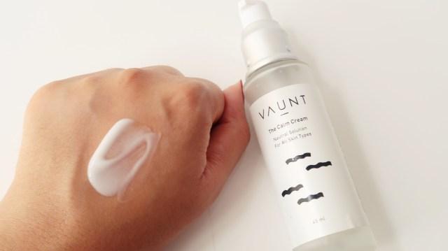 Vaunt Calm Cream