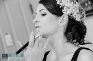 Beautiful bride Nicole - Photo by Keith Hitlin Photography