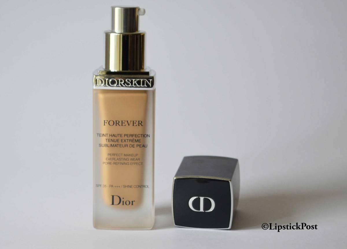 Review: Diorskin Forever il fondotinta di Dior riformulato