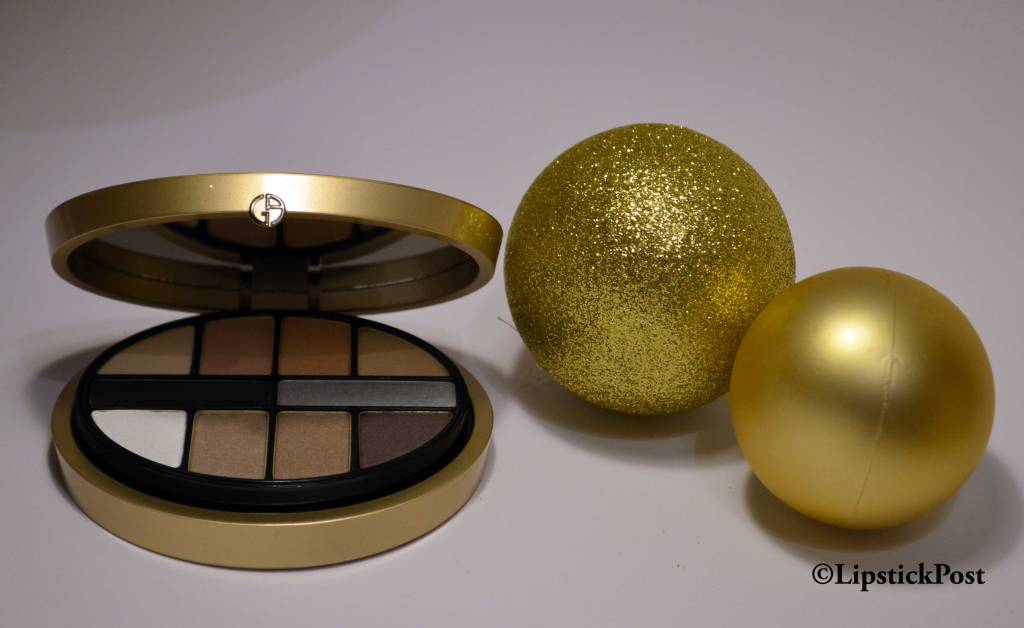 Palette Luxe is more Armani