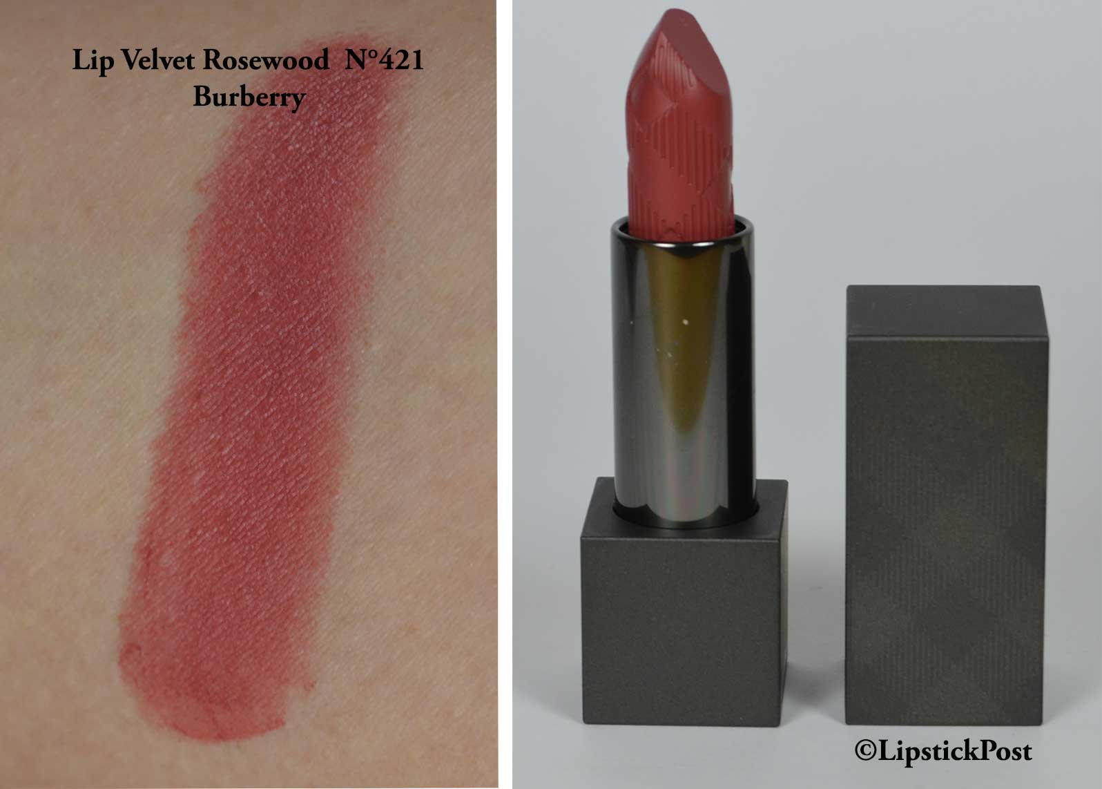 Lip velvet Burberry