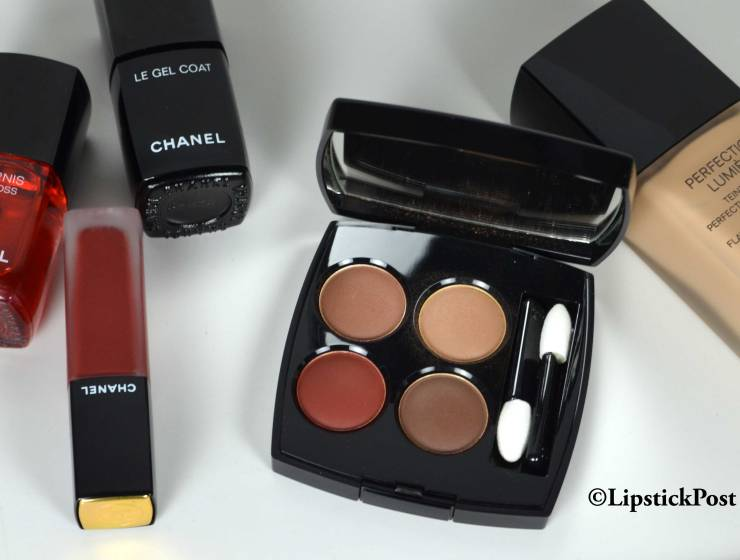 Le Rouge Collection Chanel