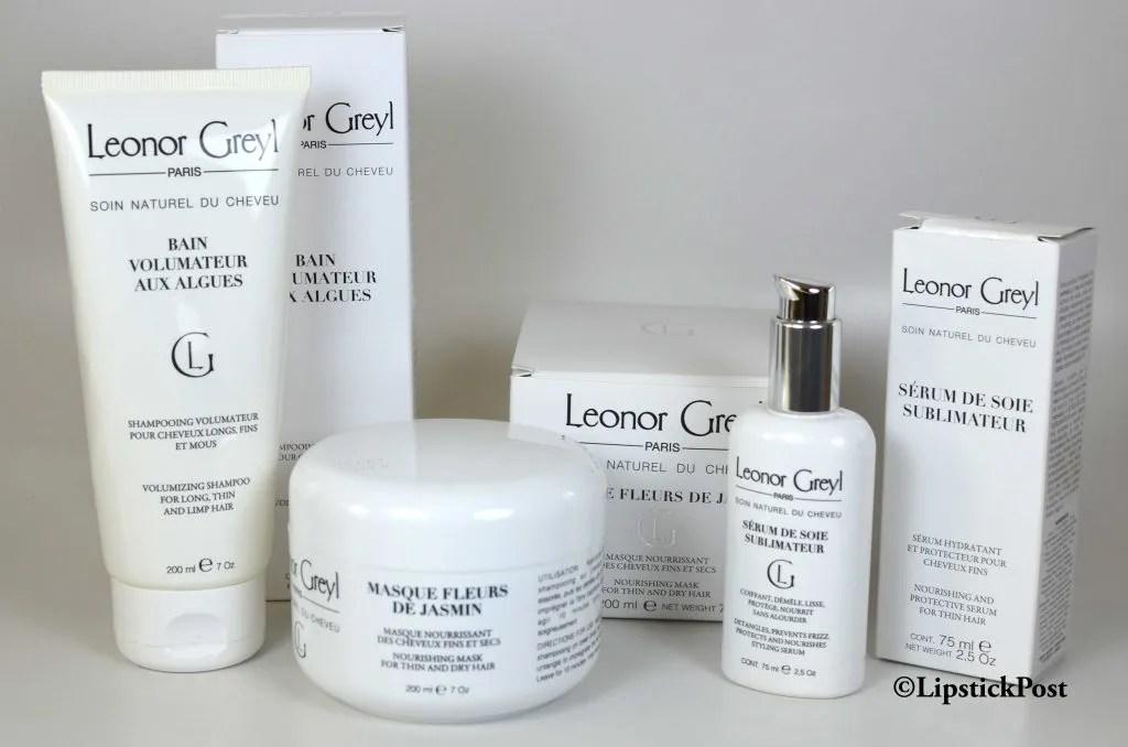 prodotti Leonor Greyl