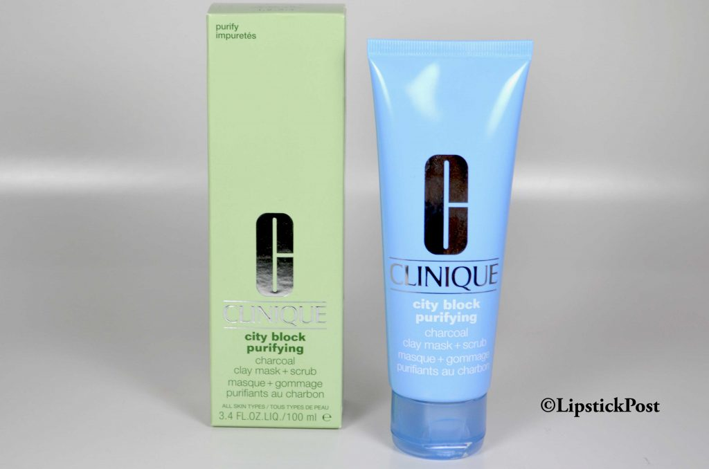 City Block Purifying Mask Clinique