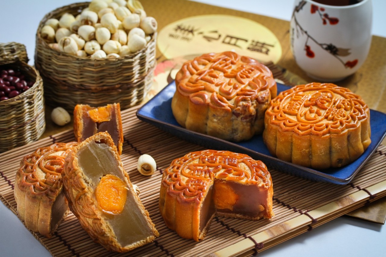 9 Spots To Get Your Mooncake Fix This Chinese Mid Autumn