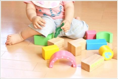 子供、遊ぶ、おもちゃ、部屋