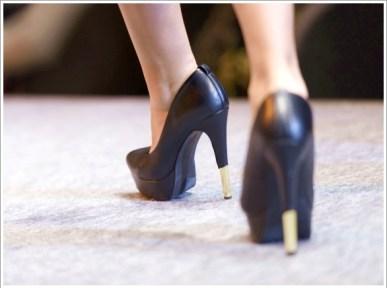女性、脚、靴