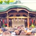初詣におすすめの神社ランキング関西編!穴場スポットはある?