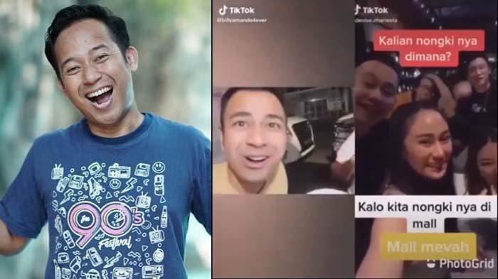 Denny Cagur Sindir Video 'Orang Kaya Kalau Nongkrong di Mal Mewah' : Dapat Salam dari Raffi Ahmad
