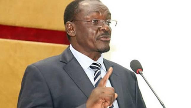Kembo Mohadi (Foto: Business Daily Zimbabwe)
