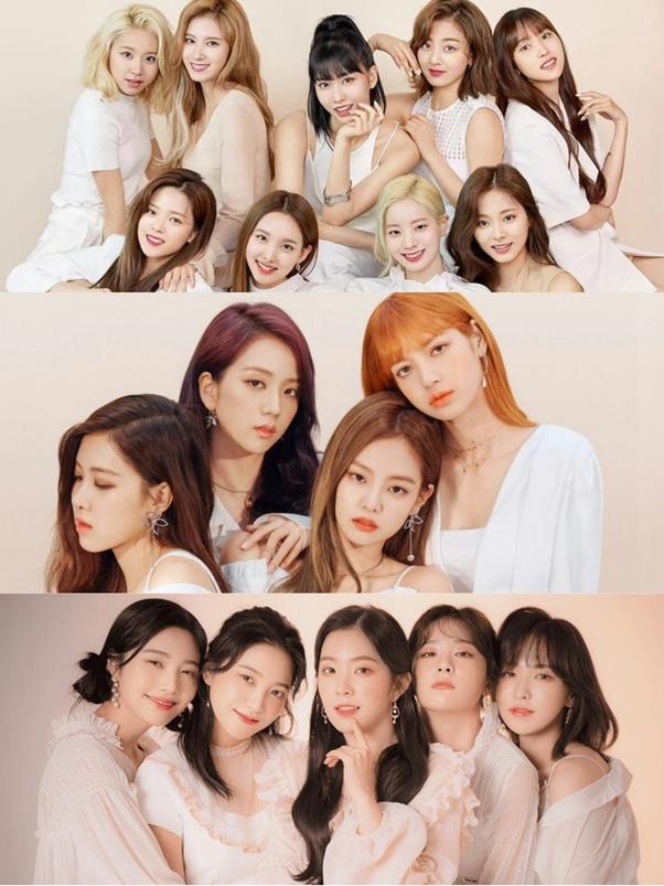 Mengapa Red Velvet terkenal di Indonesia tapi kurang terkenal di Korea dibandingkan Twice/Blackpink? - Quora