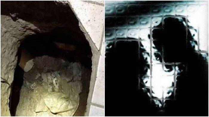 Demi Bisa Cinta Terlarang, Tukang Bangunan Nekat Gali Terowongan Tembus Rumah Selingkuhannya - Tribun Batam