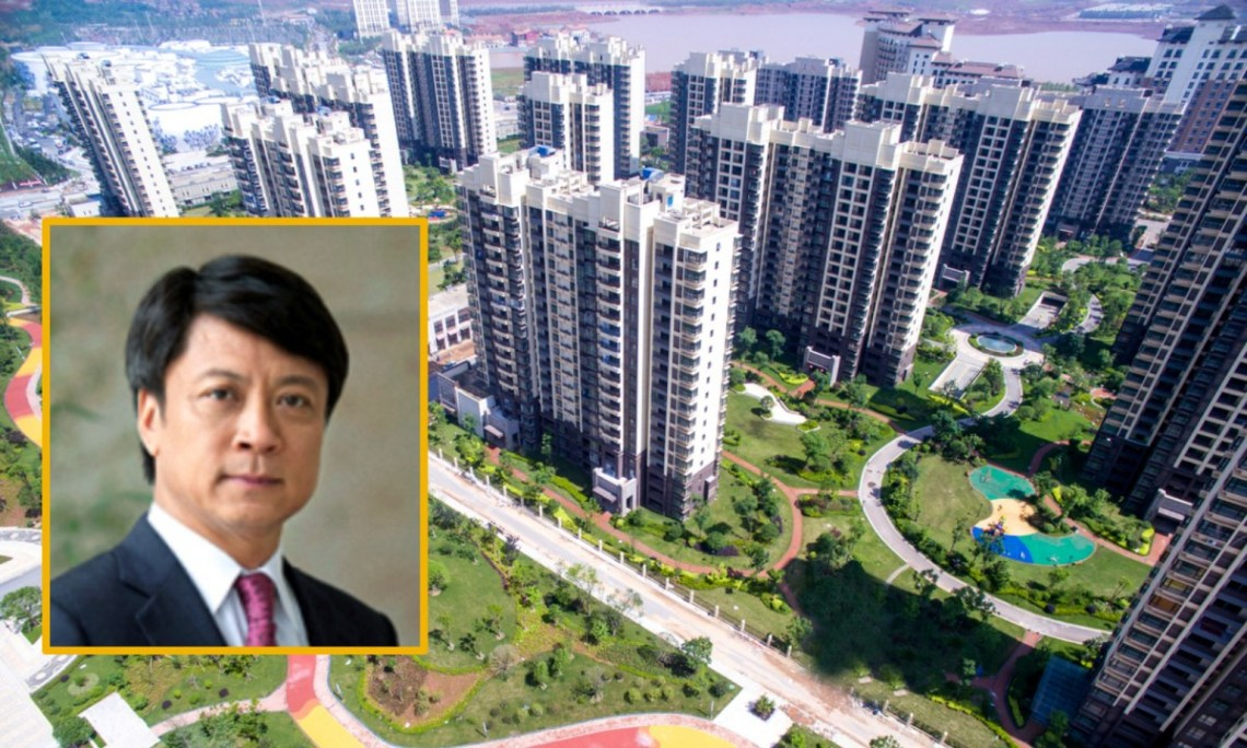 Sunac China chairman Sun Hongbin and his crazy bets - Asia Times