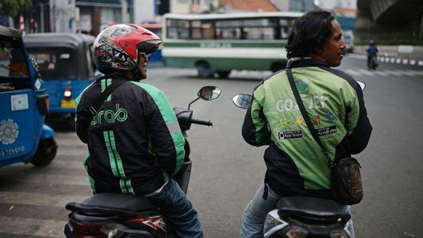 Ojek Online Grab Klaim Kuasai Pangsa Pasar Ojol Indonesia - Market Djawanews.com
