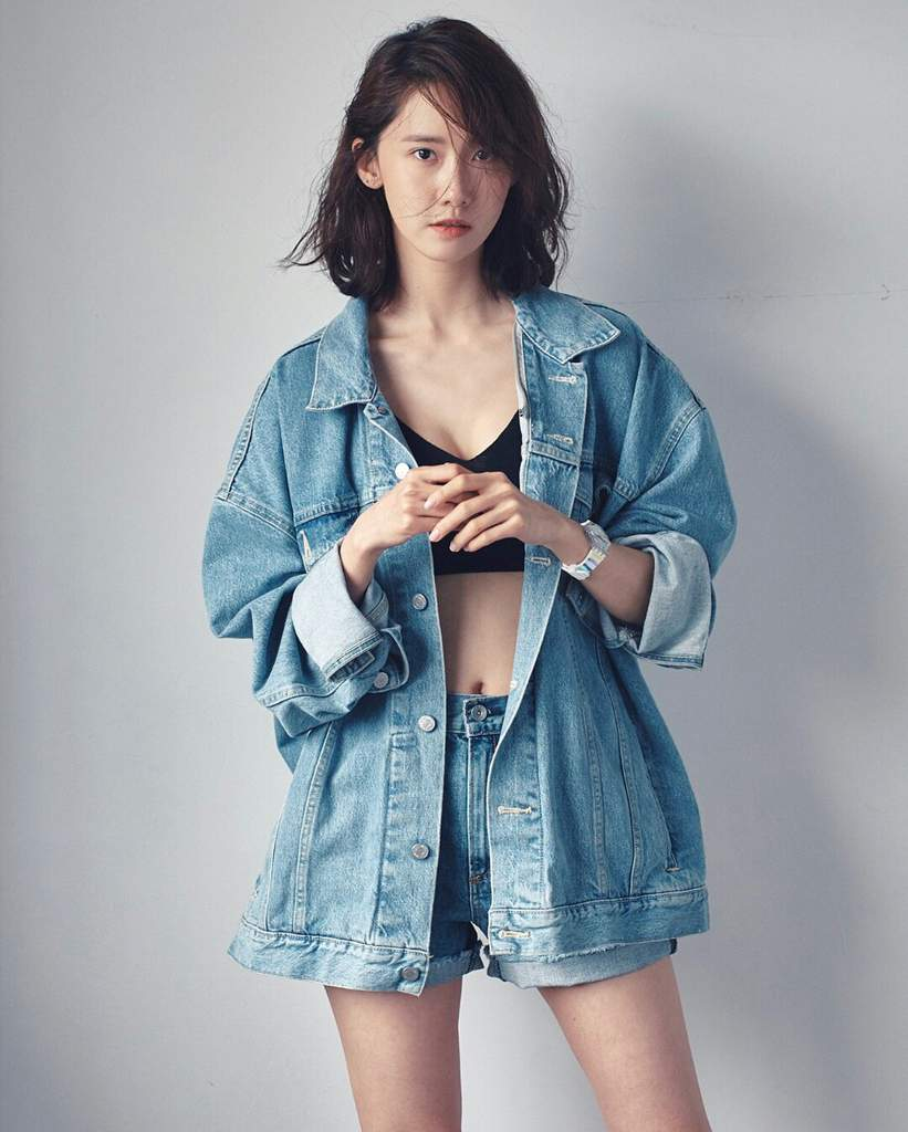 YoonA's best photoshoot as for 2018 | Girls' Generation (소녀 시대) Amino