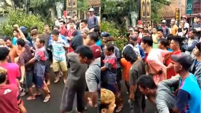 Tebang Pohon Berumur Ratusan Tahun, Warga Temanggung Langsung Kesurupan Massal - kumparan.com