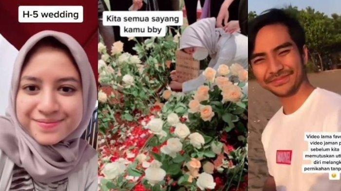 Pilu, Annisa Batal Menikah 16 Jam Jelang Pernikahan, Calon Suami Meninggal: Selamat Jalan Pak Dokter - Tribun Jateng
