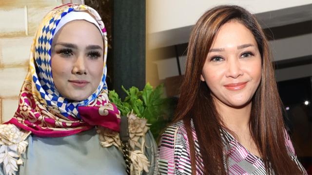 Ahmad Dhani: Maia Estianty Senang Bertemu Mulan di Ulang Tahun Al - kumparan.com