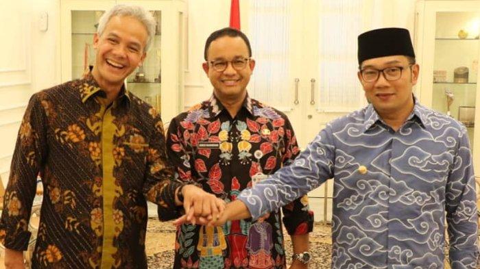 Najwa Shihab Tantang Anies, Ganjar dan Ridwan Kamil Goyang Tik Tok: Mentang-mentang Pejabat - Tribun Wow