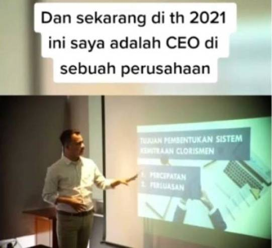 Viral Kisah Anak Jalanan yang Kini Jadi CEO (1)