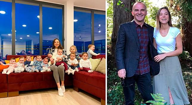 Nikahi Jutawan Tua, Christina Ozturk Punya 11 Anak di Usia 23 Tahun, Mau Nambah Lagi Dong ...
