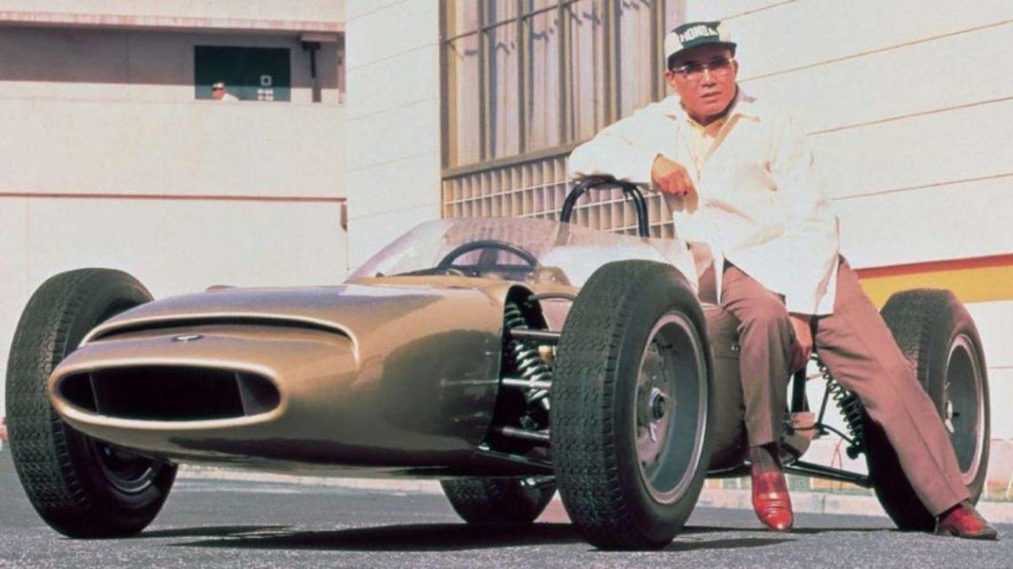Sejarah Honda, Semua Muncul dari Mimpi dan Keisengan Sang Pendiri Soichiro Honda - Minews ID