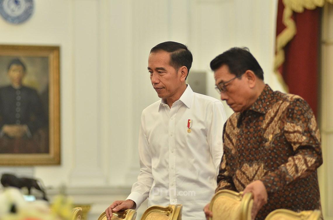 Moeldoko Terperangkap Jebakan SBY, Jokowi pun Tidak Happy - JPNN.com