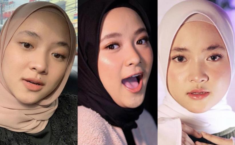 Ramai Diisukan Hamil, Intip 4 Gaya Nissa Sabyan Pakai Hijab Pashmina