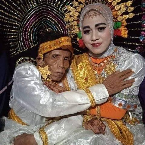 Heboh Kakek 58 Tahun di Sulsel Nikahi Gadis 19 Tahun: Suka sama Suka